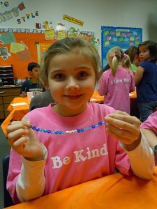 Vanderburg Elementary participates in second World Rare Disease Day Event
