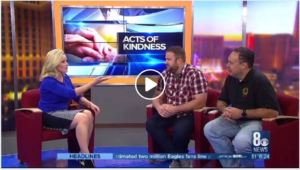 Vegas Cares About Rare Kids 5K on CBS 8 Las Vegas
