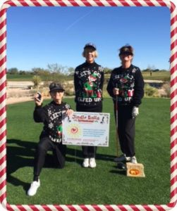 Thank You Southern Nevada Golf Association of Business Women