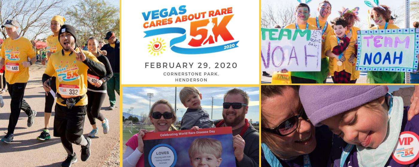 Vegas Rare 5K 2020