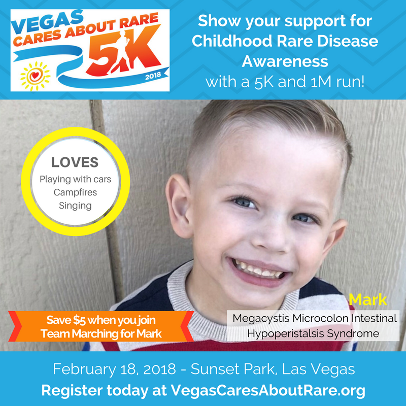 Vegas Rare 5K – Mark