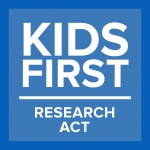 Kids First Research Act of 2013 and our Rare Kids