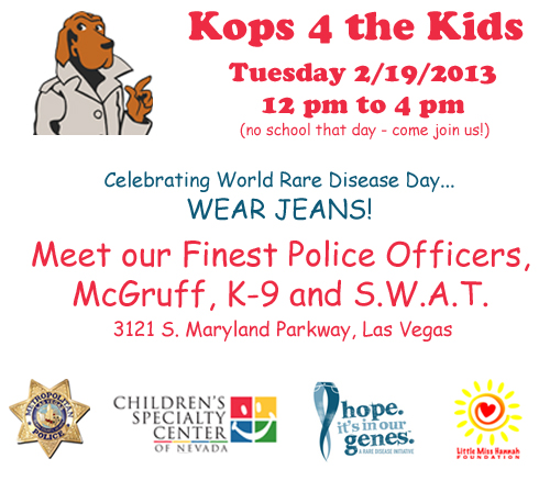 Kops 4 the Kids 2013