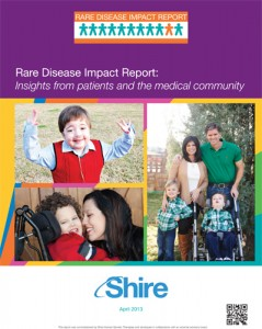Rare Disease Impact Report