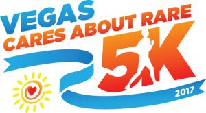 Vegas Cares About Rare Disease 5K