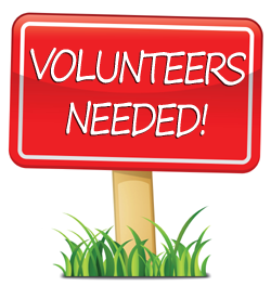 Work from Home Volunteers Needed