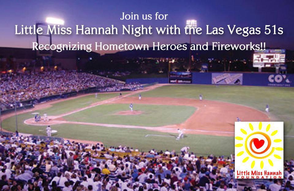 Las Vegas 51s Hometown Heroes Night