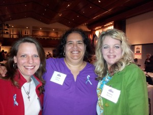Little MIss Hannah Foundation Executive Director Carrie Ostrea