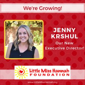 Jenny Krshul - Executive Director