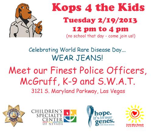 Kops 4 the Kids 2013