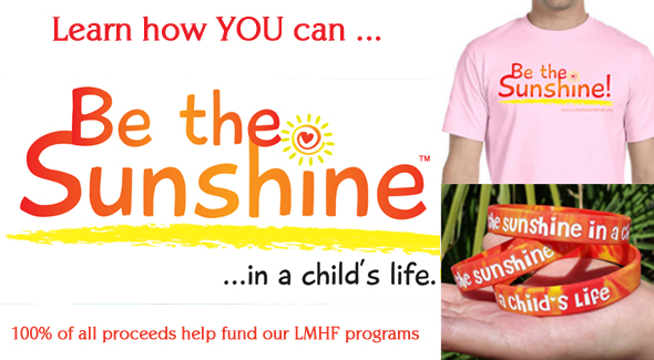 """""""Be the Sunshine"""" Store - Little Miss Hannah Foundation"""