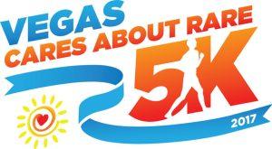 Vegas Cares About Rare Disease 5K